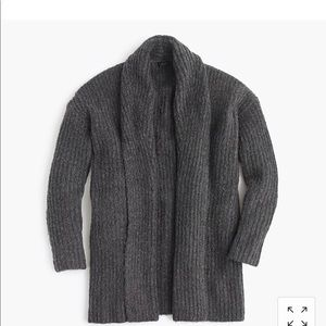 Chic and cozy Jcrew new with tag cardigan